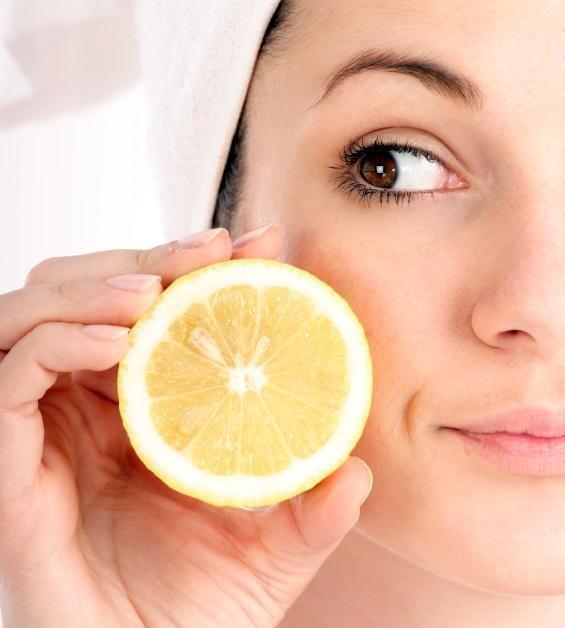 citron pour les rides